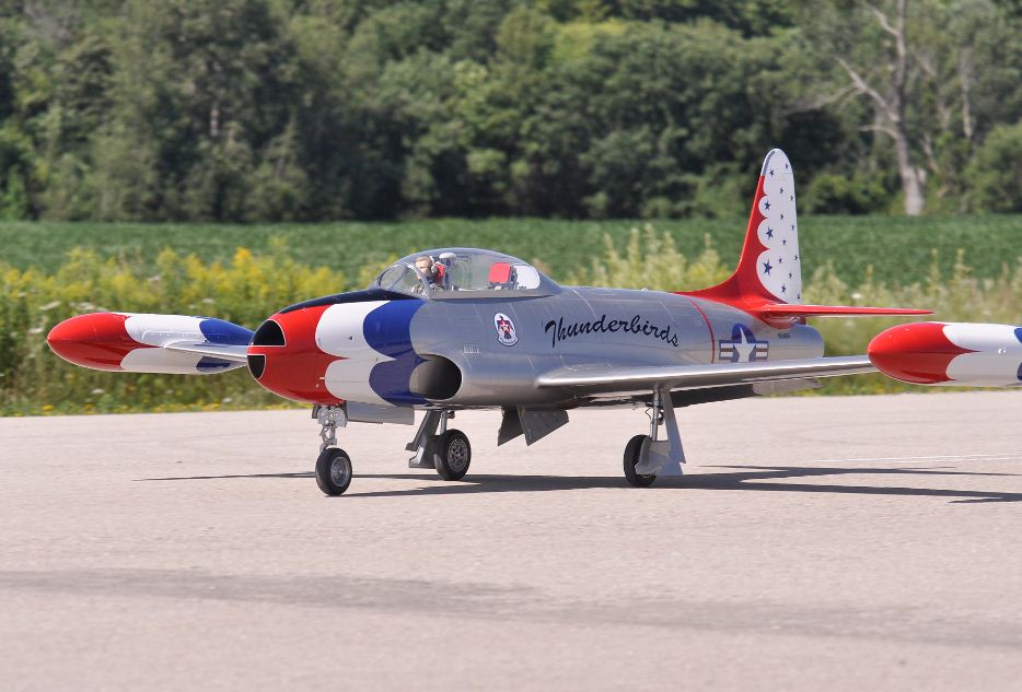 2012 Road to Top Gun Update — Graeme Mears, T-33 with workshop photo gallery!