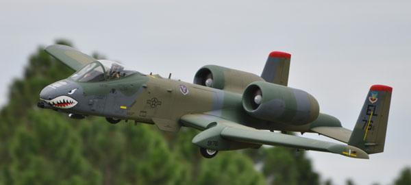 twin turbine A-10