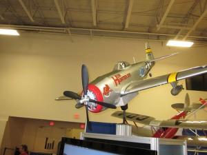 Hanger 9 P-47D Thunderbolt
