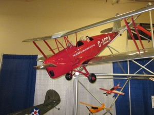 Seagull Models DH Tiger Moth