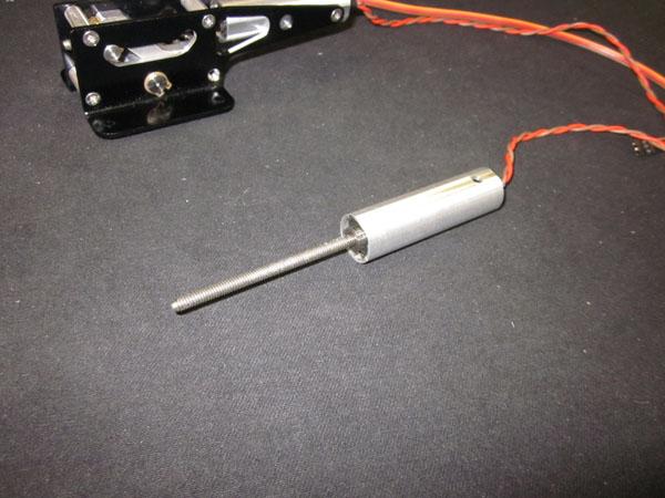RC actuator