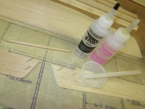 Zap CA glues and Epoxy