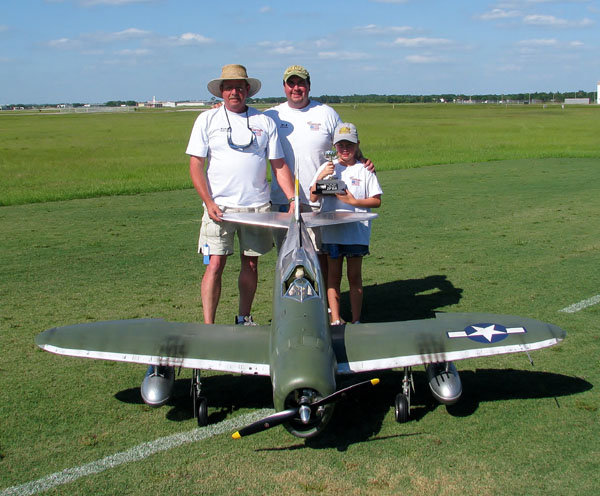 Road to Top Gun Update –Wayne Fussell, P-47 Thunderbolt