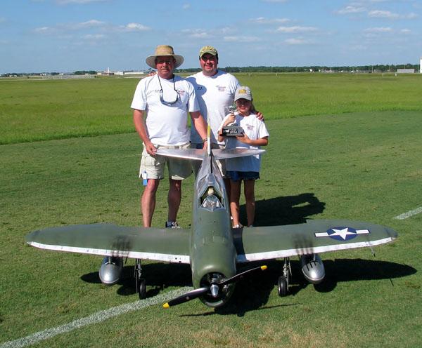 Road to Top Gun Update –Wayne Fussell, P-47 Thunderbolt