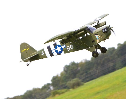 Kondor Model Products L-4 Grasshopper–Exclusive Online Flight Test and Review
