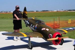 Frank P-47 Monster