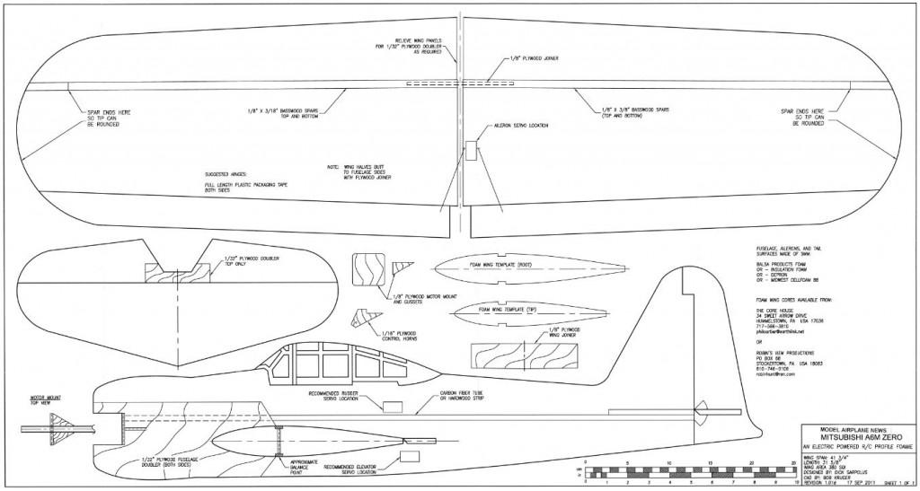 Plane - Zero Plans