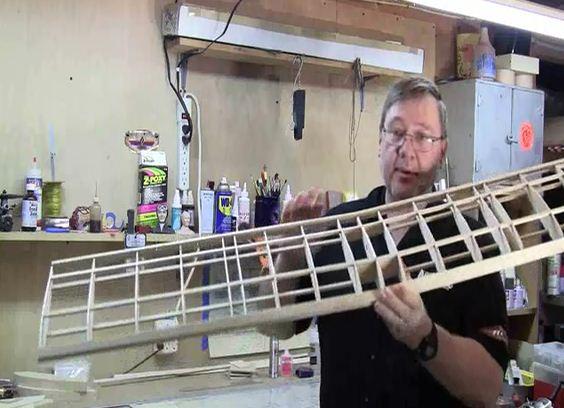 Wing Build Kit Plane