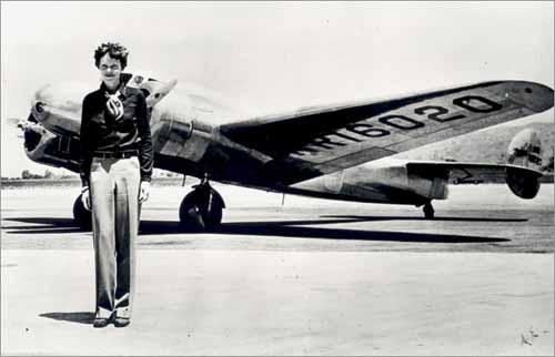 Amelia Earhart's Electra 10E