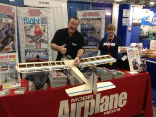 MAN Online Build-along Project at WRAM Show