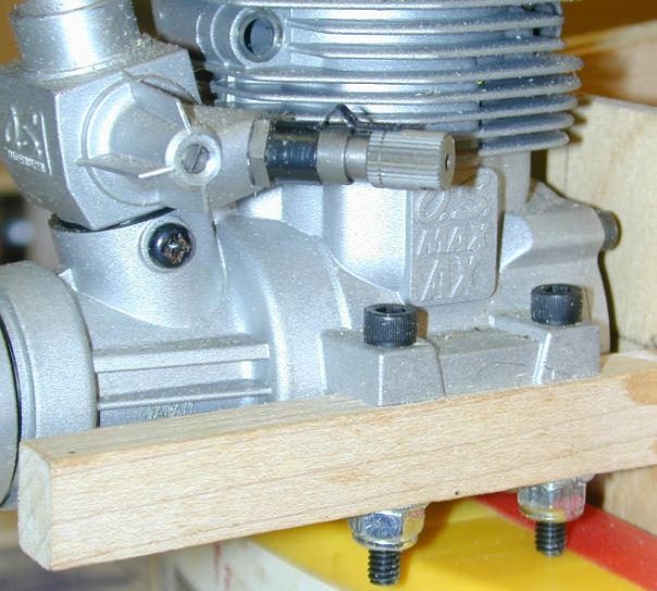 Workshop Tips — Florio Flyer 60 Build-along — Engine Mount