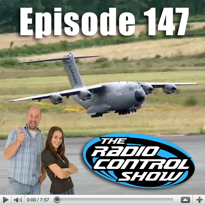 The Radio Control Show 147