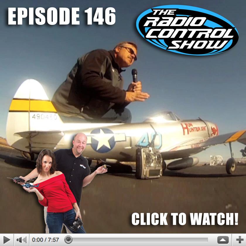The Radio Control Show 146