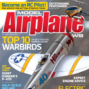 May 2012 issue of Model Airplane News on Sale Now.  Check out some photos from the issue!