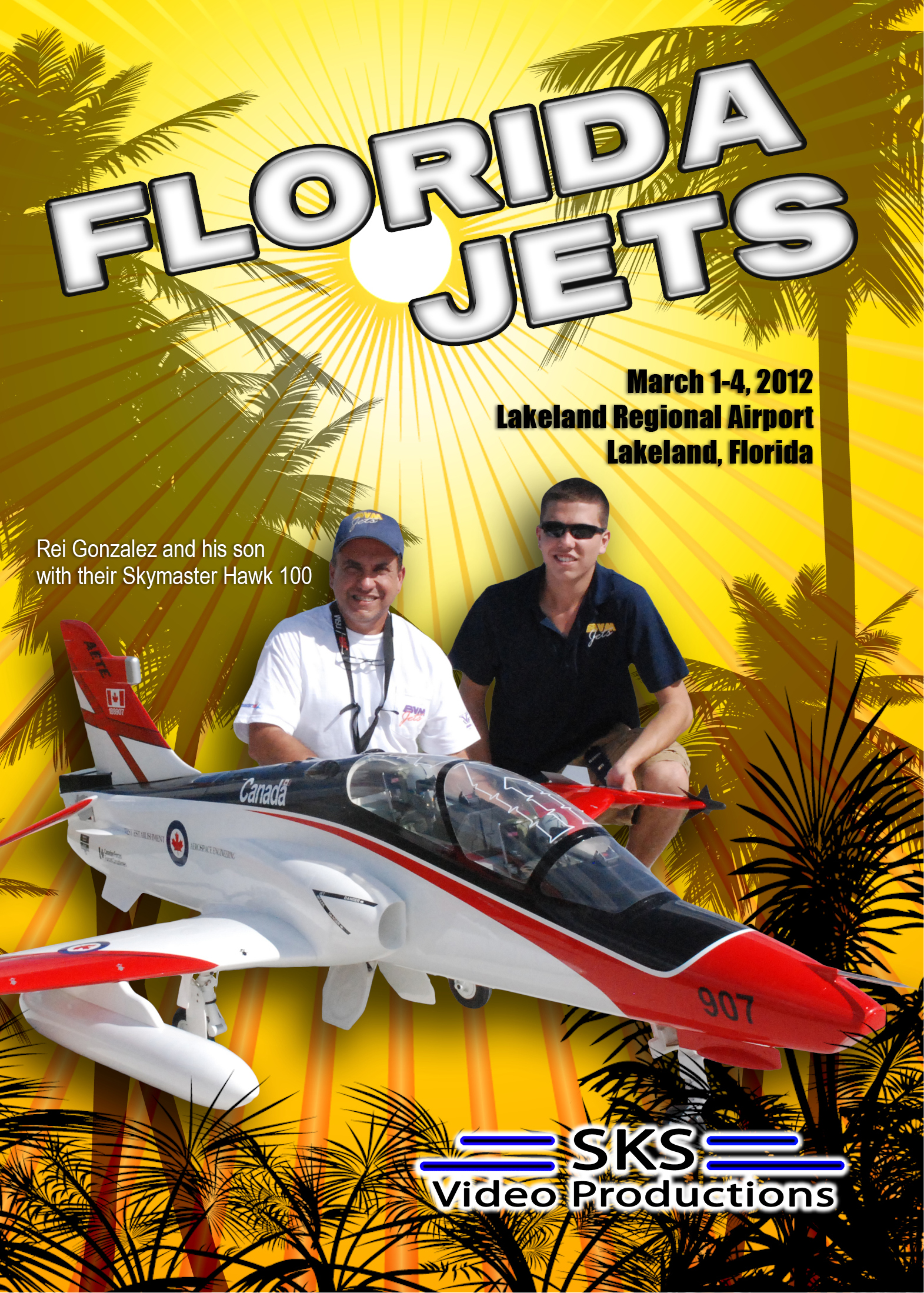 Florida Jets 2012 – SKS DVD Event Coverage