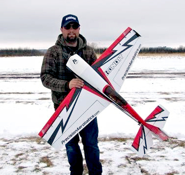 Model Airplane News FaceBook Cover Plane Give-away Winner!