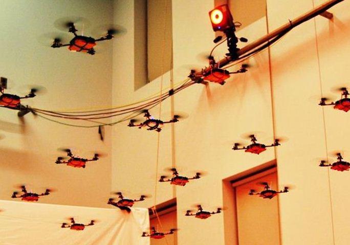 Micro Quadcopters: Killer Robots?