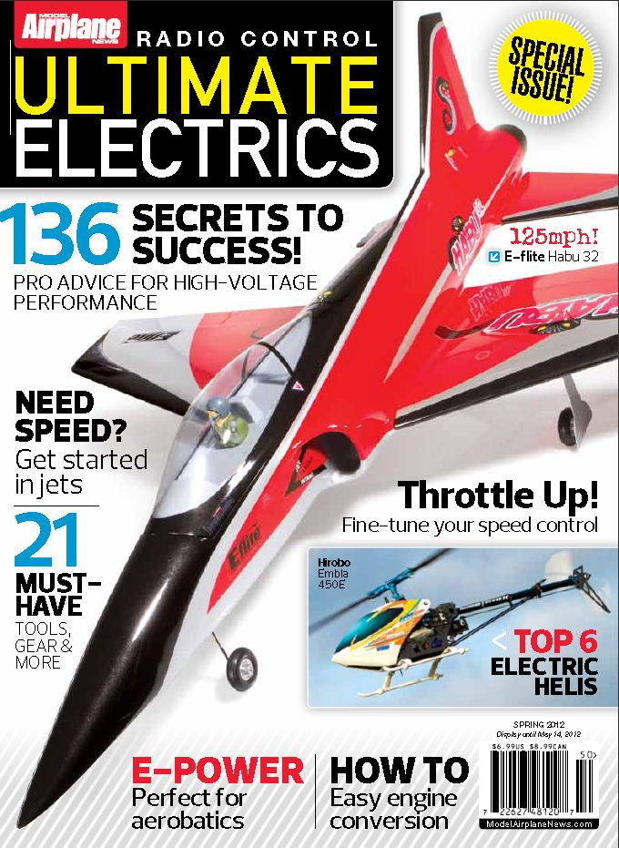 Ultimate Electrics: Setting up Speed Controls