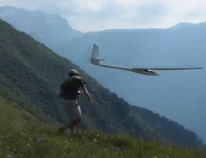 Crazy Slope Aerobatics