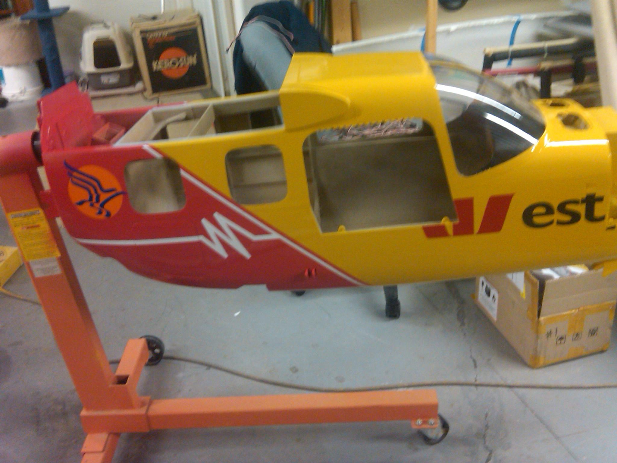 Road to Top Gun Update: John Boyko, Cessna Skymaster - Model