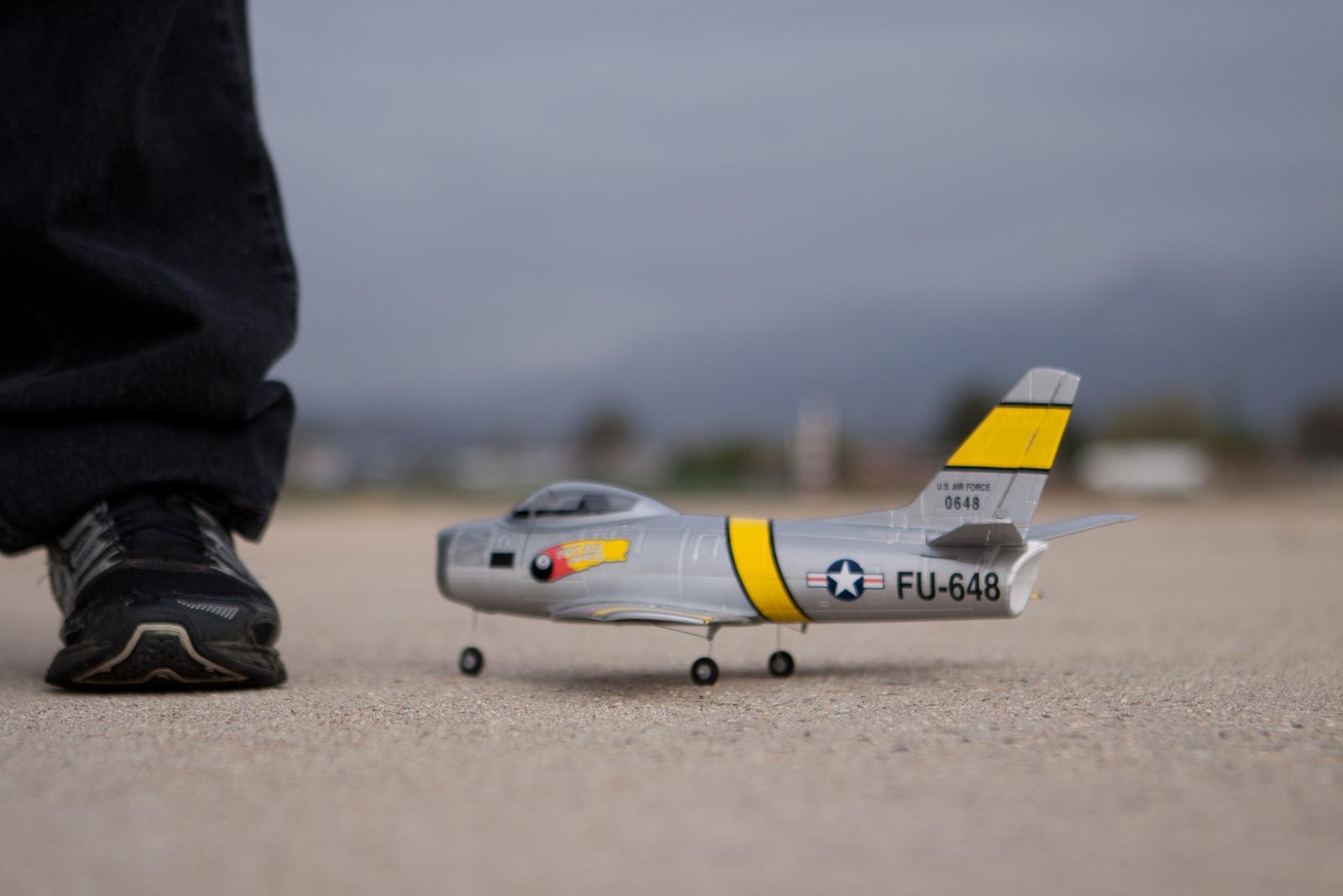 F-86 Micro Jet Video