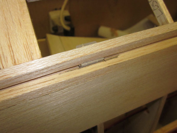 Installing Pinned Hinges — Workshop Tips for Builders