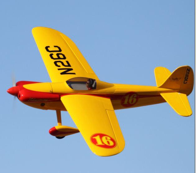 Great Plane Shoestring Racer — MAN FaceBook Give-away!