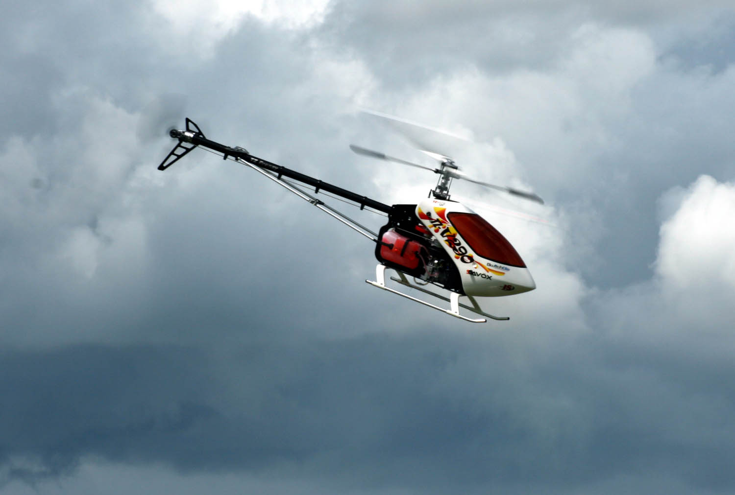 Helicopter Flying Safety