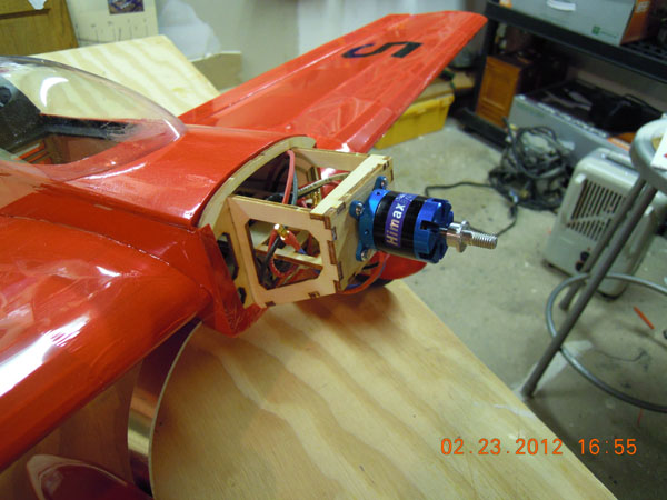 Alien Aircraft Extra 300 - Online Build-along - Model Airplane News