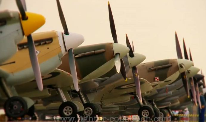 Flying Legends: must-see video!