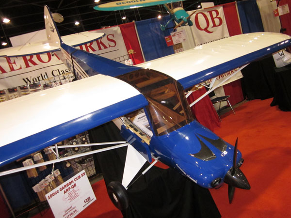 Giant Carbon Cub from Aeroworks
