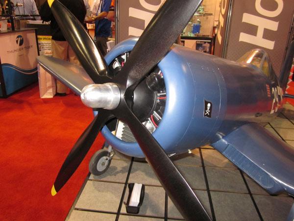 Exclusive! Killer 50cc Corsair