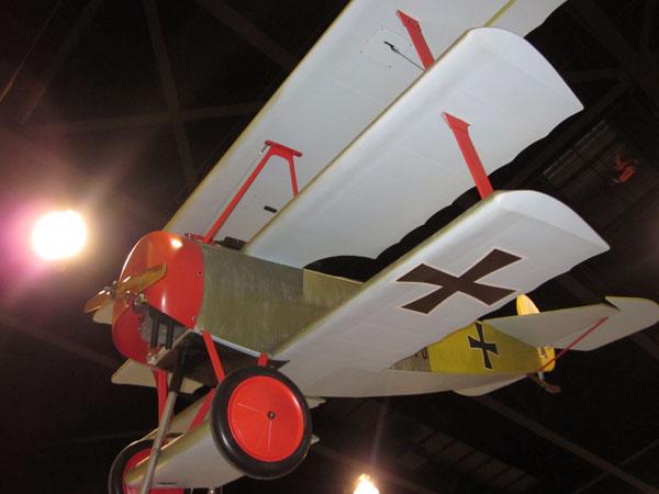 1/3-Scale Fokker Dr.1 Triplane — Balsa USA