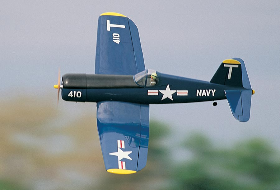 Top Flite F4U Corsair review