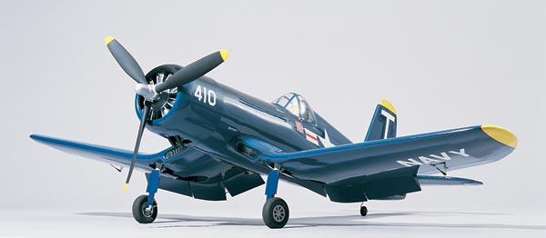 Top Flite F4u Corsair Review Model Airplane News