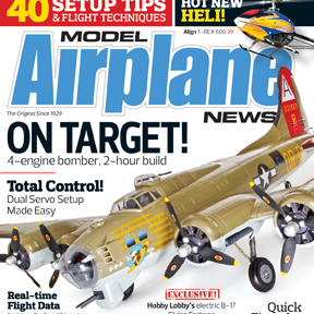 Model Airplane News July 2012 magazine on sale now. Check out some pics from the issue on our Members Site!