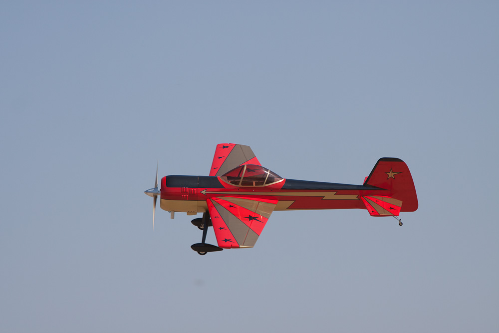 AeroWorks Yak 55M: first look!