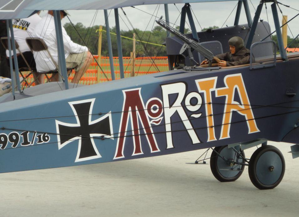 Top Gun! Gotha Bomber - Model Airplane News