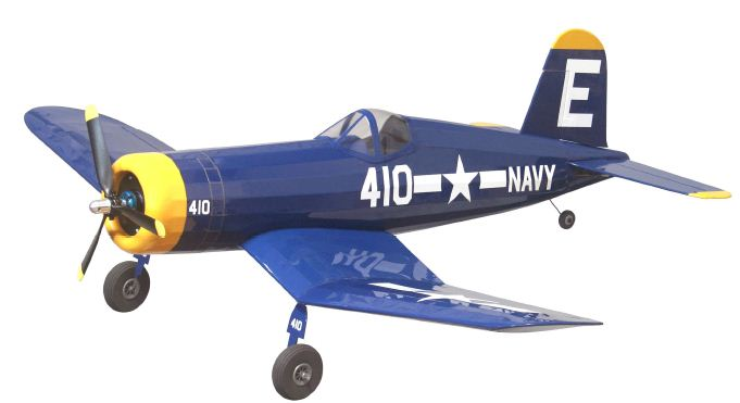 Alien Aircraft F4U-1 Corsair