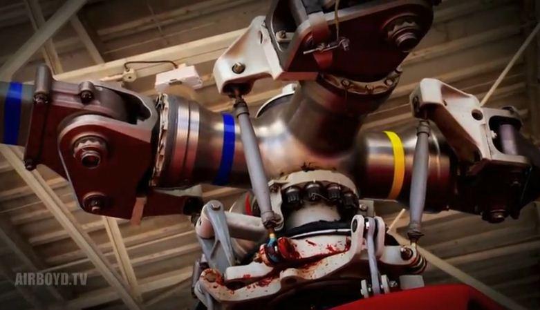 Wild Ride! Red Bull Heli Aerobat