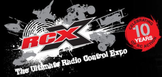 Huge thank you to RCX sponsors!