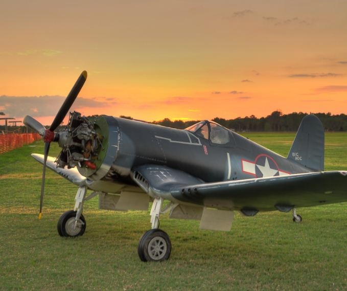 Top Gun Editor's Picks — Notable Aircraft
