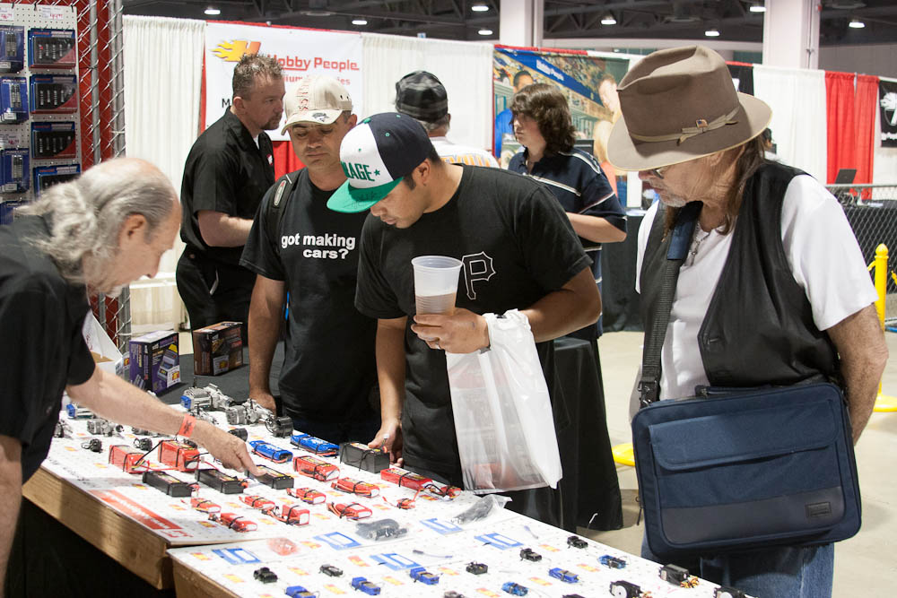 Hobby People's Super Store Draws in Large Crowds