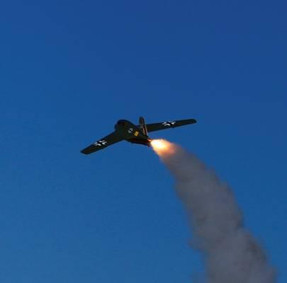 Rocket Powered RC Airplanes — Good Fun or Big Problem?
