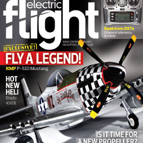 September 2012 Electric Flight magazine on sale now.  Check out some photos on the members site.