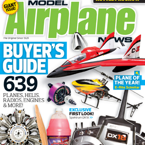 Check out photos from the August 2012 issue of Model Airplane News on members site!