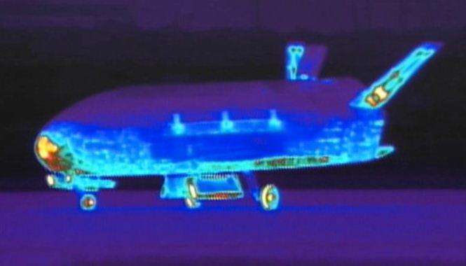 X-37B Secret Space Plane Video