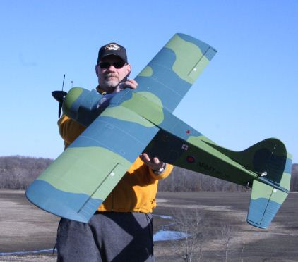 VQ Models DHC-2 Beaver Review