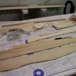 Build a Left & Right fuselage side