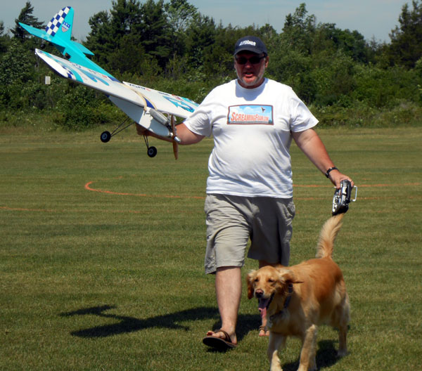 Kingston Father's Day Fun Fly Weekend — Round Two